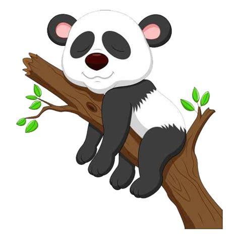 chambre bebe savane sticker bébé panda un sticker pour décoration chambre