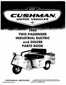 Parts Manuals - Golfsters  U0026 Personnel Carriers