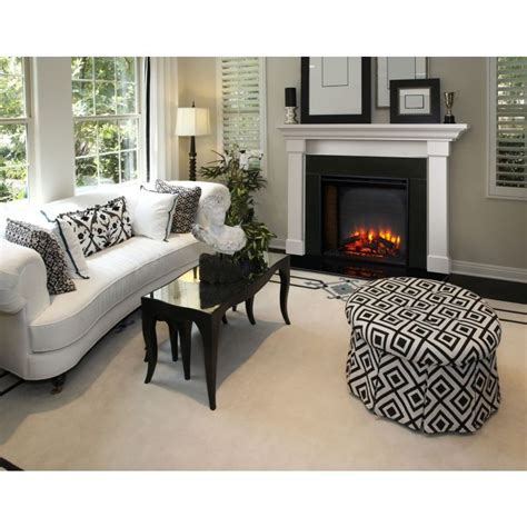 built in series electric fireplace simplifire foyers