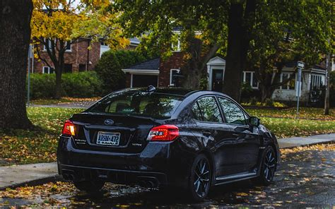 2018 subaru wrx with a cvt it s the car guide