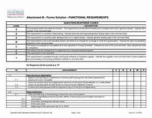 28 functional specification document template for With functional design document template