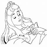 Sleeping Coloring Beauty Pages Clipart Sleep Drawings Printable Princess Drawing Deviantart Odd Dr Trace Colouring Clip Cartoon Cliparts Face Children sketch template
