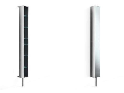 Badezimmer Regal Einrichten by Badezimmer Spiegel Regal Hoher Schmaler Spiegeldrehschrank