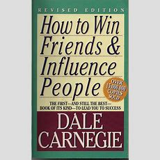 How To Win Friends And Influence People  Dr Ko Ko Gyi's Blog