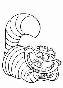 Fun Coloring Pages  Alice In Wonderland Coloring Pages