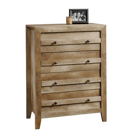 cabinet makers warehouse stuart sauder dakota pass 4 drawer chest