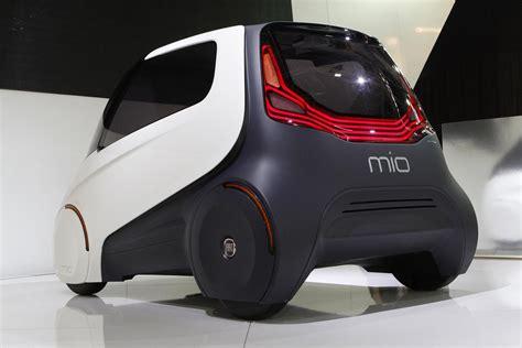 Fiat Mio by Fiat Mio Fcc Concept Car Esposta A Stazione Futuro Qui