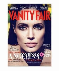 Angelina Jolie Fait La Couverture De Vanity Fair Le