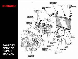 Subaru Legacy 1994 1995 1996 1997 1998 1999 Service Repair Workshop