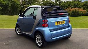 Smart Fortwo Cabriolet : used smart fortwo cabrio passion mhd 2dr softouch auto ~ Jslefanu.com Haus und Dekorationen