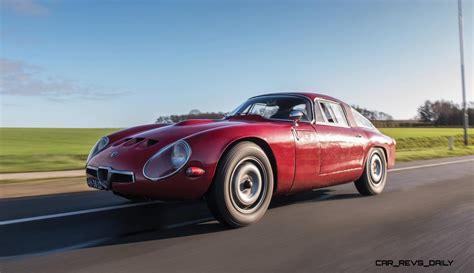 1965 Alfa Romeo by 1965 Alfa Romeo Giulia Tubolare Zagato Brings Racing
