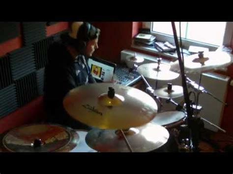Drumcover of Rage Against The Machine Bulls On Parade ...
