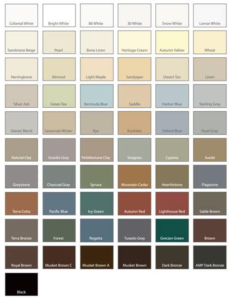 4 best images of berger paints colour chart