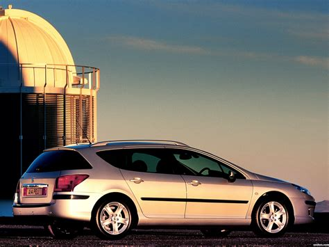 Fotos De Peugeot 407 Sw 2004 Foto 3