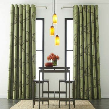 studio curtains drapes studio focus grommet top curtain panel found at jcpenney