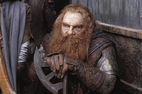 The Lord Of The Rings, Gimli, Axes, Beards, Moustache