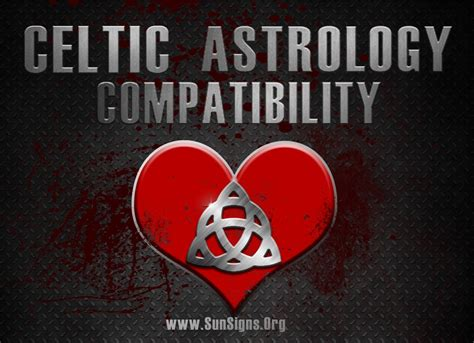 celtic astrology compatibility sun signs