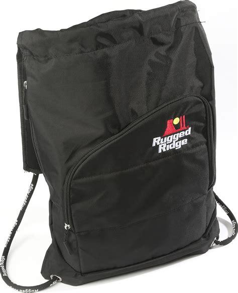 Rugged Ridge Catalog by Rugged Ridge 12595 40 Logo Backpack Quadratec