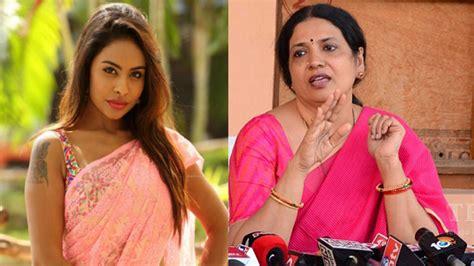 telugu actress jeevitha plays controversial video