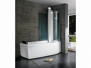 Baignoire Pour 2 : baignoire douche baln o ka ri ~ Edinachiropracticcenter.com Idées de Décoration
