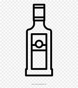 Bottle Liquor Tequila Coloring Vodka Botella Colorear Garrafa Colorir Licor Clipart Dibujo Pinclipart Kindpng Pagina Vino Pintar Views Report sketch template