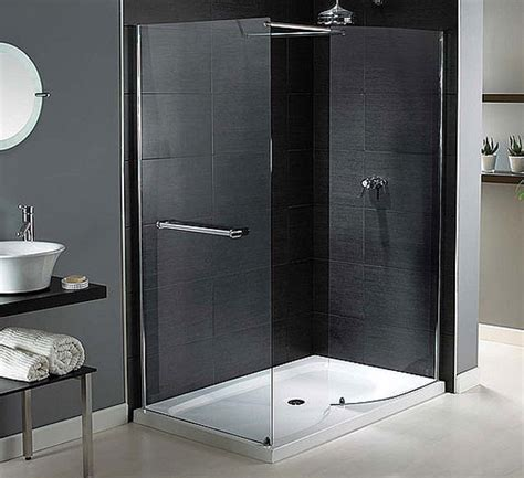 walk in bathroom shower ideas doorless walk in showers design ideas