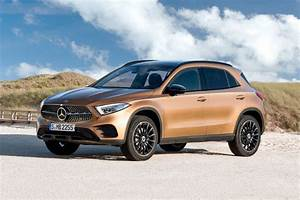 Video Mercedes GLA 2019 Autobildde