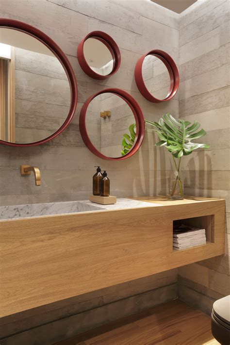 brazilian apartments interior design features wood