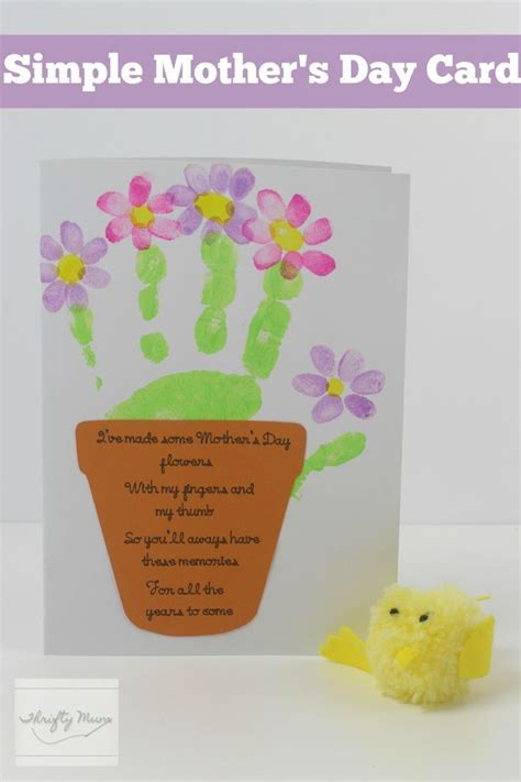 s day handprint card ideas s day cards children s handprint in green to make