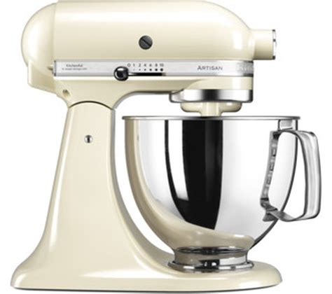 mixer cuisine buy kitchenaid 5ksm125bac artisan tilt stand mixer