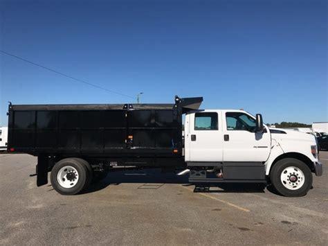ford  dump trucks  sale  trucks