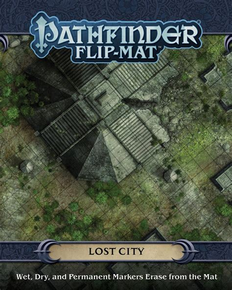 the doormat pdf paizo pathfinder flip mat lost city