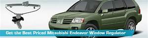 Mitsubishi Endeavor Window Regulator