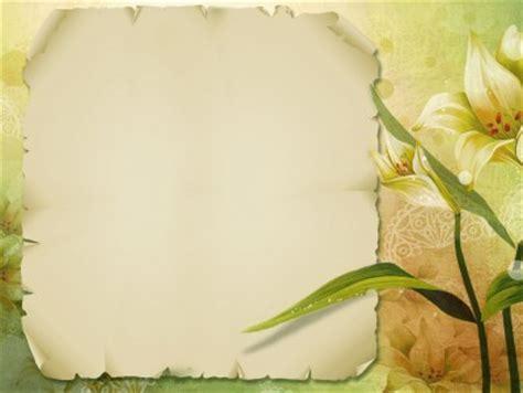 floral paper frame design   backgrounds