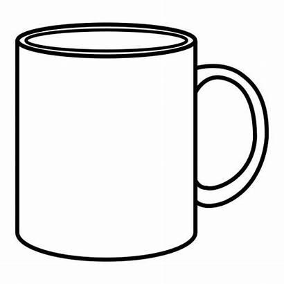 Coffee Coloring Mug Google Cup Rajz Innen