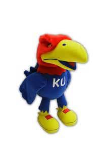 Kansas Jayhawks KU 1941 Mascot Plush