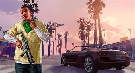 If Any Game Ever Needed A Pc Port, It's 'gta 5'gta 5 Tv