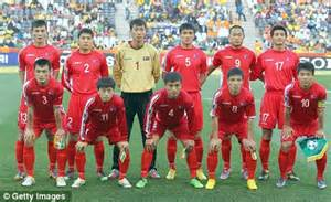 Claims North Korea World Cup squad were 'tortured' after ...