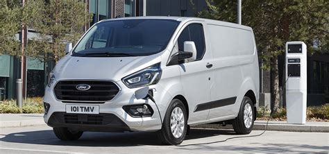 Ford Unveils All New Transit Two Tonne Connect Custom