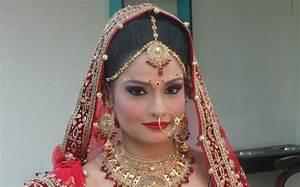 Indian Dulhan Makeup Images Saubhaya Makeup