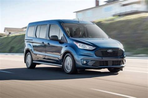 Ford Transit Connect 2020 by 2020 Ford Transit Connect Diesel Pricing Features