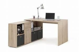Bureau D Angle Design : bureau d 39 angle r versible rob ch ne design sur sofactory ~ Teatrodelosmanantiales.com Idées de Décoration