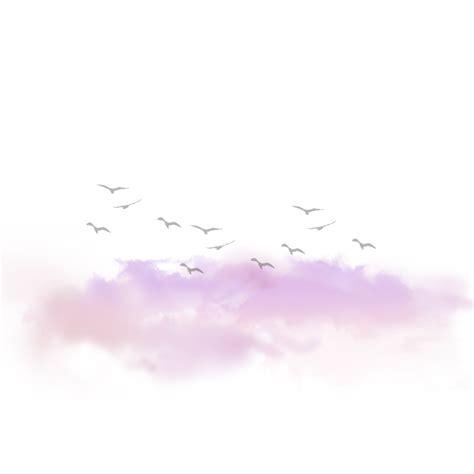 clouds cloud birds tumblr kawaii ftestickers
