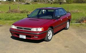 1991 Subaru Legacy Photos  Informations  Articles