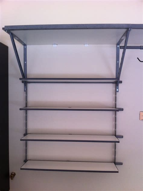 Styish Adjustable Shelving Is Practical For Your Home
