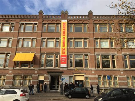 Stc Group Rotterdam by Westzeedijk Rotterdam Stc Mbo College