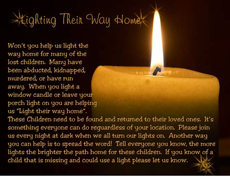A Bright Home To Give A Family A Taste Of The by Lighting Their Way Home Finding Justice For Those