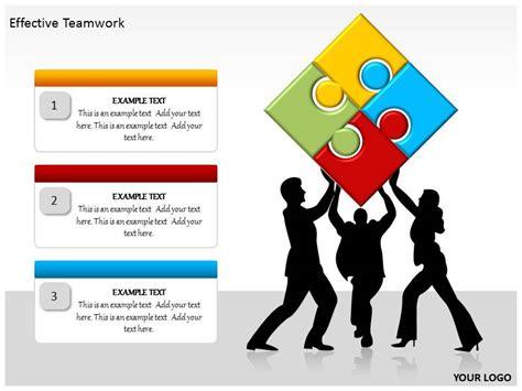 effective teamwork powerpoint templates effective