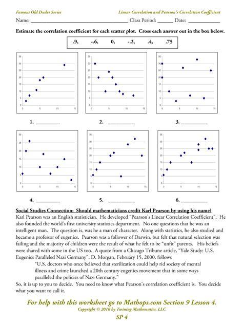 scatter plot worksheet 5 best images of free printable worksheets line plot