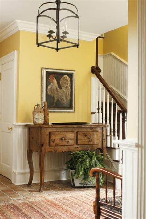 Flur Gestalten Gelb by Farbgestaltung Flur Ratschl 228 Ge Und Beispiele In Gelb